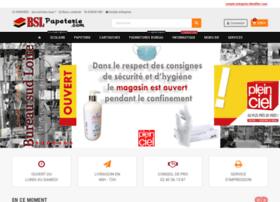 bslpapeterie.com