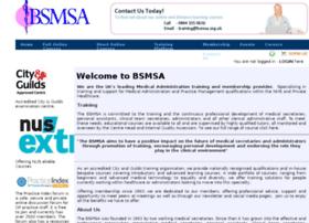 bsmsa.org.uk