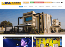 bsnacademy.edu.in