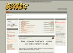 bsnooch.com