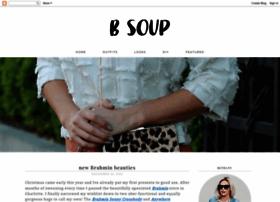 bsoup.blogspot.com