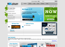 bsplayer.com