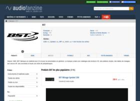 bst.audiofanzine.com