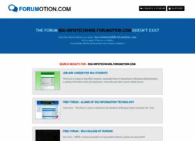 bsu-infotech0408.forumotion.com