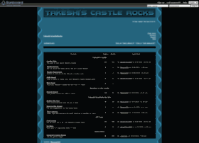 btakeshiscastlerocks2.runboard.com