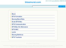 btsamurai.com