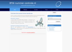 btw-nummer-controle.nl