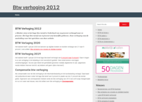 btwverhoging2012.nl