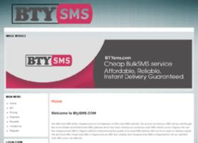 btysms.com