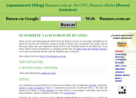 buanzo.com.ar