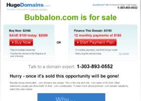 bubbalon.com
