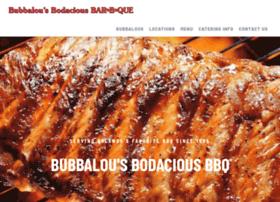 bubbalouscatering.com