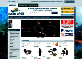 bubble-diving.com