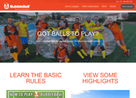 bubbleball.co