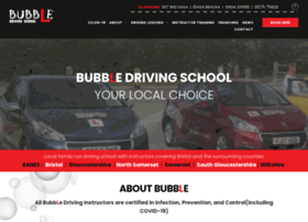 bubbledrivingschool.co.uk