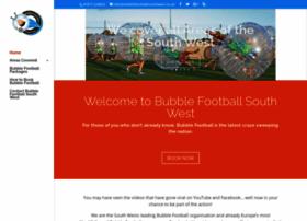 bubblefootballsouthwest.co.uk