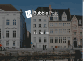 bubblepost.be