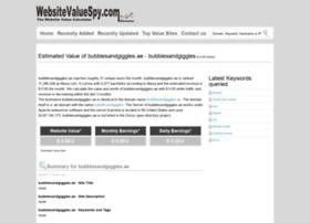 bubblesandgiggles.ae.websitevaluespy.com