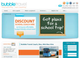 bubbletravel.com