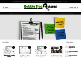 bubbletreequizzes.com