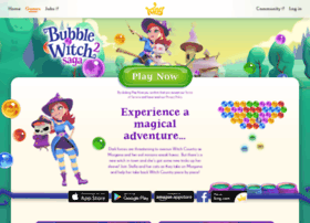 bubblewitch2saga.com
