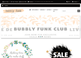 bubblyfunk.co.uk