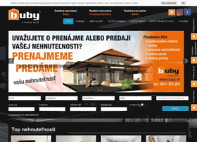 bubyreality.sk