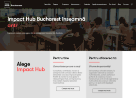 bucharest.the-hub.net