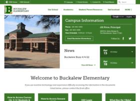 buckalew.conroeisd.net