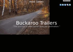 buckarootrailers.com