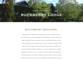 buckberrylodge.com