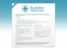 buckden-childcare-agency.co.uk