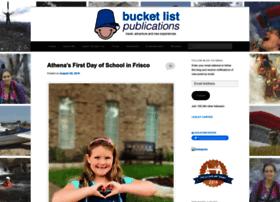 bucketlistpublications.org