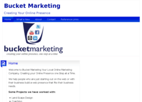 bucketmarketing.com