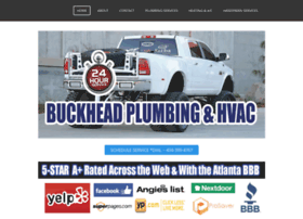 buckheadplumbing.net