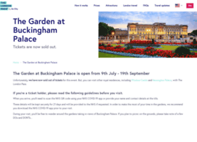 buckinghampalace.londonpass.com