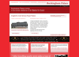 buckinghampalacetours.com