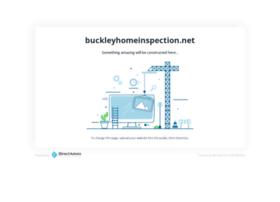 buckleyhomeinspection.net