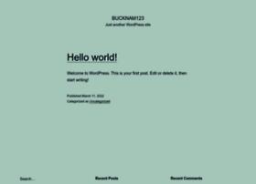bucknam.com
