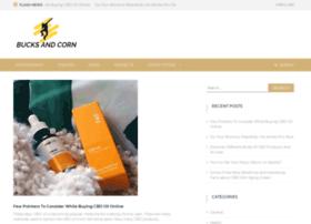 bucksandcorn.com