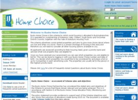 buckshomechoice.gov.uk