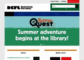 buckslib.org