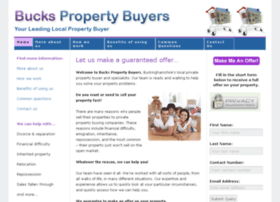 buckspropertybuyers.com