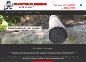 bucktonplumbing.net.au