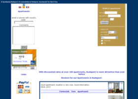 budapestapartments-k.com