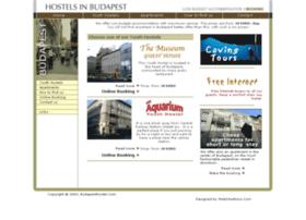 budapesthostel.com