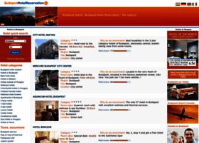 budapesthotelreservation.hu