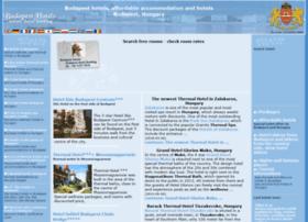 budapesthotels-budapesthotelbooking.com