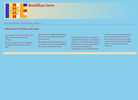 buddhaslaere.dk
