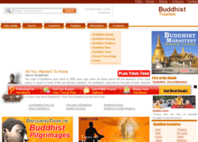 buddhist-tourism.com
